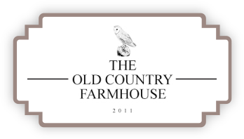 The Old Country Farmhouse - Logo